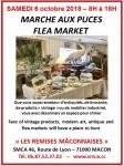 Marché aux Puces - Flea Market 6 octobre 2018