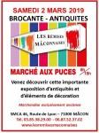 Marché aux Puces 2 Mars 2019