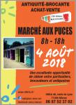 Marché aux Puces 4 Aout 2018
