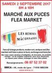 Marché aux Puces - Flea Market Septembre