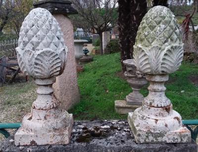 POMME DE PIN - Décoration de jardin