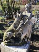 - Garden antiquities