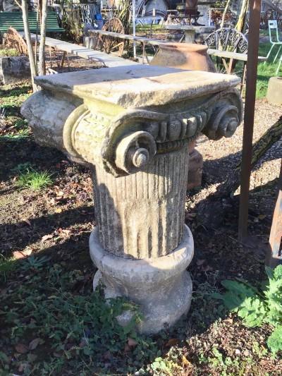 SCULPTURE EN PIERRE - Décoration de jardin