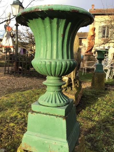 VASES - Antiquités de jardin