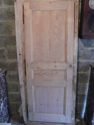 Various pine communicating doors - Building Antiques
