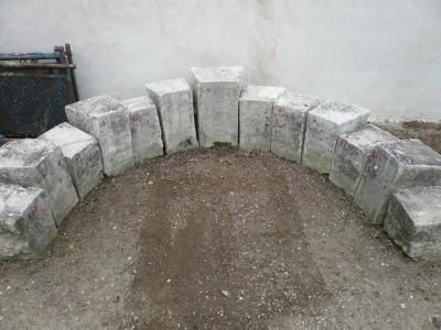 Voute en pierre de Bourgogne - Antiquités du Batiment