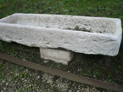 Auge en pierre de Bourgogne - Antiquités du Batiment