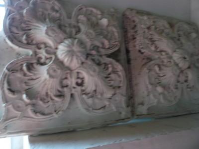 Staff decorations - Building Antiques