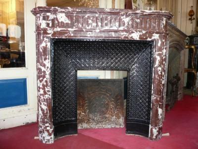 LOUIS XVI-KAMIN - Antike Kamine