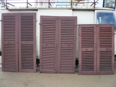 SHUTTERS - Building Antiques