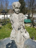 FONTAINE DE JARDIN - Antiquités de jardin