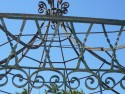 GLORIETTE / Garden pavilion. - Garden antiquities