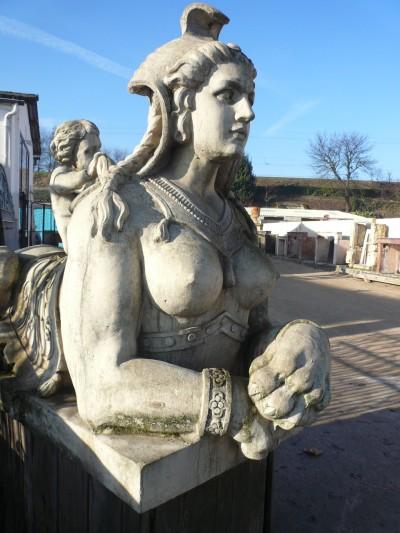 STATUES - Garden antiquities