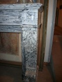 MARBLE FIREPLACE - Antique fireplaces