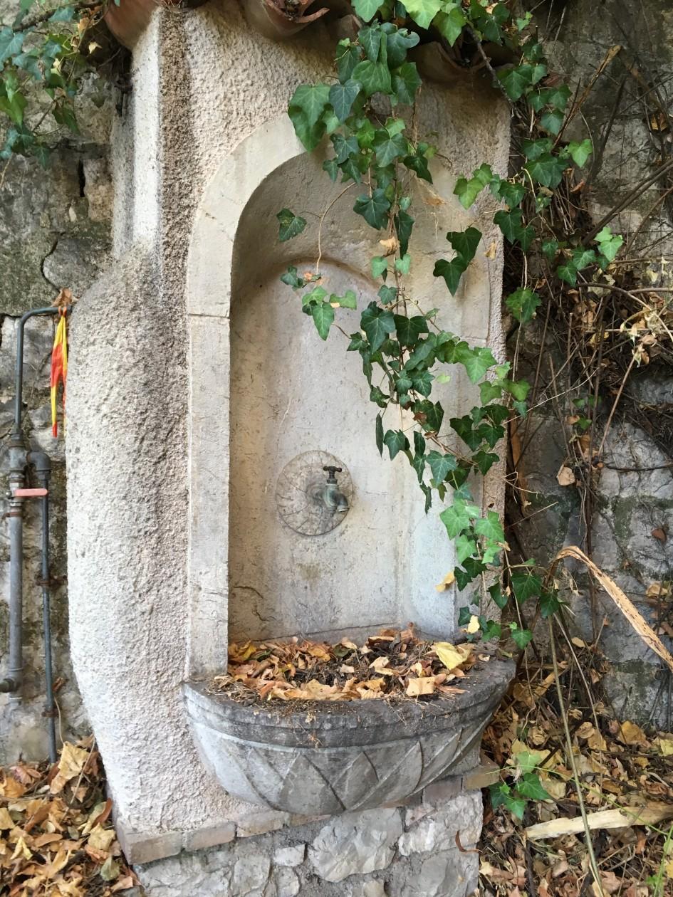Smca m con 71 expertise achat et vente de chemin es - Fontaine en pierre murale ...